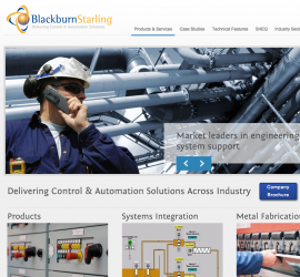 blackburn-starling homepage